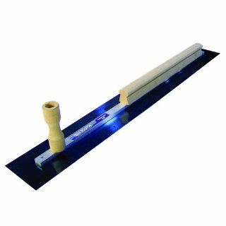 Bon 83 158 30 Inch Square End Blue Steel Stucco Darby: Home Improvement