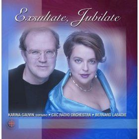 Exsultate jubilate, K. 165 *: III. Aria: Karina Gauvin: MP3 Downloads