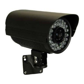 "IP66 Color Weatherproof IR Bullet Security Camera, 420TVL 1/4"" Sharp CCD, 165' IR Range: Camera & Photo"