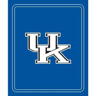Kentucky Wildcats Ncaa Classic Fleece Blanket : Sports Fan Throw Blankets : Patio, Lawn & Garden