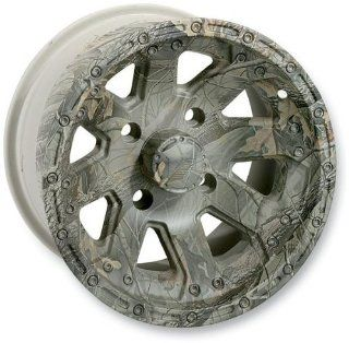 Vision Wheel 12in. Outback 159 Realtree Hardwoods Camo Wheel   Front 159 127156HW4: Automotive
