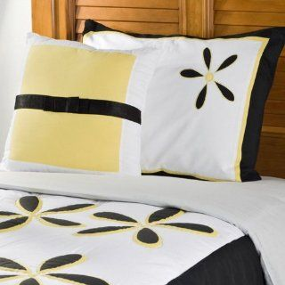 Rizzy Rugs Yellow Daisy Bed Set   Comforter Sets