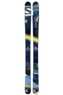 Salomon Womens Q98 Skis 172: Sports & Outdoors