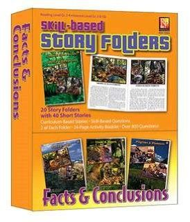 * SKILL BASED STORY FOLDERS FACTS & CONCLUSIONS   REM1092A: Office Products