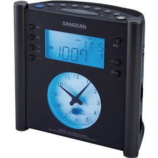 Digital Atomic Clock   Gray : Shortwave Radios : Car Electronics