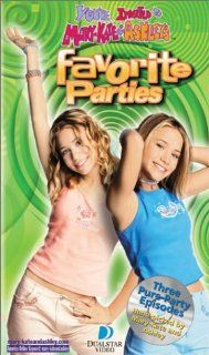 You're Invited to Mary Kate & Ashley's Favorite Parties [VHS]: Mary Kate Olsen & Ashley: Movies & TV