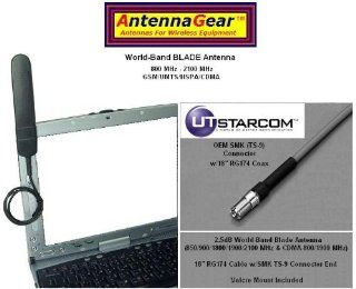 Verizon Wireless UM175, Alltel UM175 USB Modem BLADE ANTENNA   OEM SMK TS 9: Everything Else