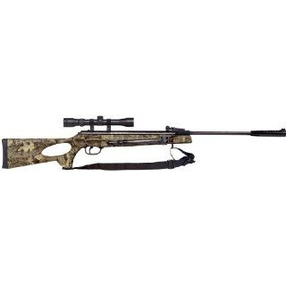 Winchester Model 1400CS .177 Caliber Break Barrel Air Rifle with Scope/Bi Pod/Sling, Mossy Oak : Hunting Air Rifles : Sports & Outdoors