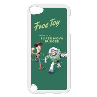 Disney's classic cartoon Toy Story Hard Protective Case for Ipod Touch 5 : MP3 Players & Accessories