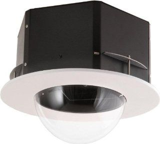 Videolarm MR7CN IP Network Ready 7in Recessed Ceiling mount dome hsg, clear IP ptz, includes trim ring : Security And Surveillance Accessories : Camera & Photo