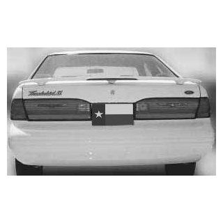 Ford Thunderbird Spoiler 88 98 Factory Rear Wing Unpainted Primer: Automotive