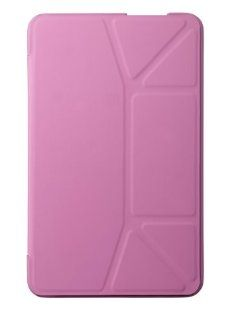 ASUS Official TransCover for MemoPad HD 7 ME173, Pink: Computers & Accessories