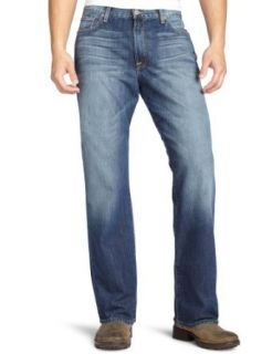 Lucky Brand Men's Ashbury 181 Jean, Ol' Regatta, 34x32: Clothing