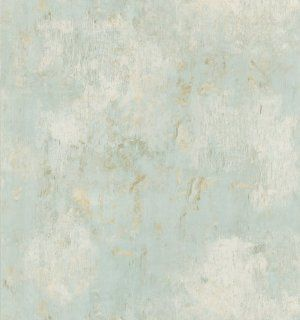 Brewster 174 58867 Beacon House Via Allure Texture Wallpaper, 20.5 Inch by 396 Inch, Green