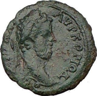 COMMODUS Nude Gladiator 177AD Ancient Roman Coin ROMULUS REMUS found Rome WOLF: Everything Else