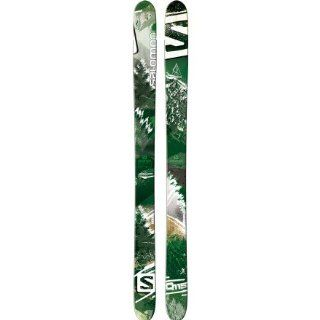 Salomon Q 115 Ski : Alpine Skis : Sports & Outdoors
