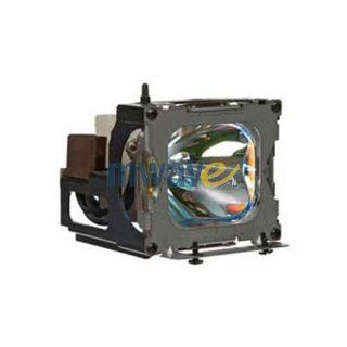 Mwave Lamp for PANASONIC ET LAD55L Projector Replacement with Housing: Electronics