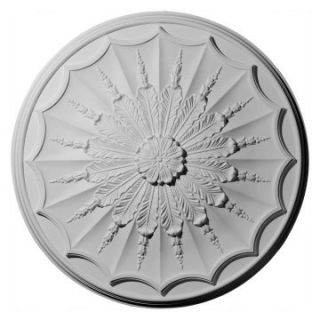 Artis Ceiling Medallion   27.125 diam. in.   Wall Decor