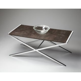 Butler Cocktail Table   Modern Expressions   Coffee Tables