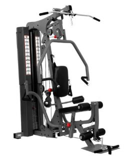 Bayou Fitness Home Gym with Pec Fly Attachment E 8640   Home Gyms