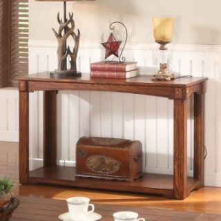 Parker House Aspen Sofa / TV Console Table   Console Tables