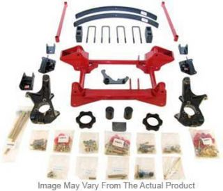 1993 1998 Jeep Grand Cherokee Suspension Lift Kit   WP Warrior Products, Direct fit, Front