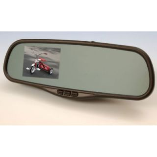 Rostra Custom Toyota Tacoma Pre Wired Rearview Mirror W/ 2.4 Mirror