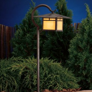 Kichler La Mesa Lantern Path Light   Landscape Lighting
