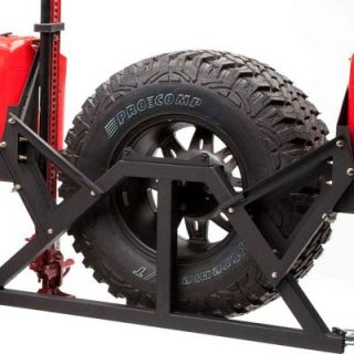Body Armor Spare Tire Carrier Linkage