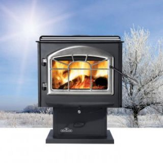 Napoleon Small Wood Stove with Pedestal   Wood Stoves