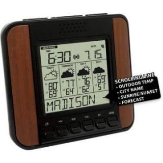 La Crosse Technology WA 1140U WAL 4 Day Talking Internet Powered Wireless Weather Station   Weather Stations