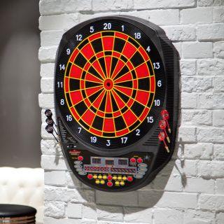 Arachnid® Inter Active 6000 Electronic Dart Board   Electronic Dart Boards
