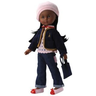 Corolle Les Cheries Paris Collection Cecile a La Tour Eiffel 13 in. Doll   Baby Dolls