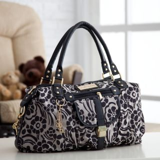 CoCaLo Couture Chloe Floral Hobo Diaper Bag   Tote Diaper Bags