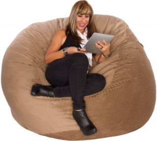 Big Tree BSDMED Medium Big Sack Bean Bag Chair   Bean Bags