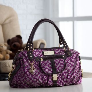 CoCaLo Couture Chloe Tile Jacquard Hobo Diaper Bag   Tote Diaper Bags