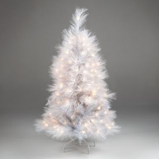 white feather cashmere pine christmas tree christmas trees