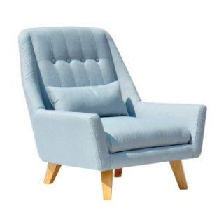 Chloe Chair   Light Blue   Accent Chairs