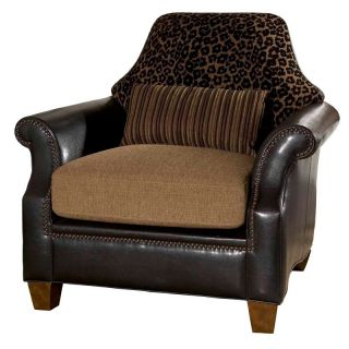 Uttermost Aairka Club Chair   Leather Club Chairs