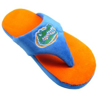 Comfy Feet NCAA Comfy Flop Slippers   Florida Gators   Mens Slippers