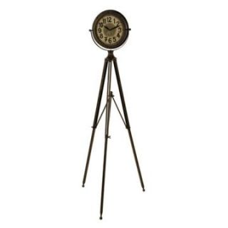Northcote Telescope Leg Adjustable Clock   Floor Clocks