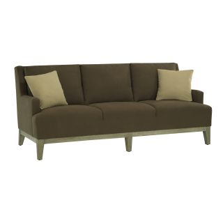 Lazar Vizsla Sofa with Wood Base   Sofas