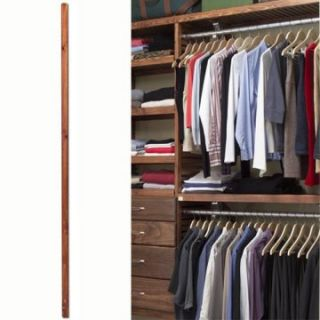 John Louis Home Standard Wardrobe Kit   Closet System Components