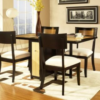 Insignia Maple & Merlot Gate Leg Table   Dining Tables