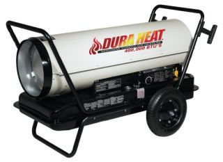 Dura Heat High Pressure Forced Air Utility Heater   400,000 BTUs   Utility Heaters