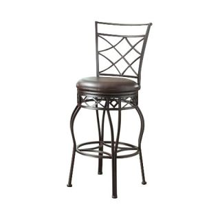 Home Meridian Adjustable Leg Metal Bar Stool   DS 420 501   Bar Stools