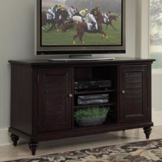 Home Styles Bermuda Entertainment Credenza   Espresso Finish   TV Stands