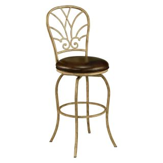 Pastel Villa Nova 26 in. Counter Height Bar Stool   Bar Stools