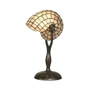 Dale Tiffany Nautilus Snail Table Lamp   Tiffany Table Lamps