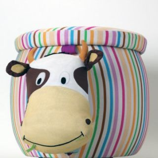 Pullo'man Buttercup the Cow Storage Ottoman   Toy Storage
